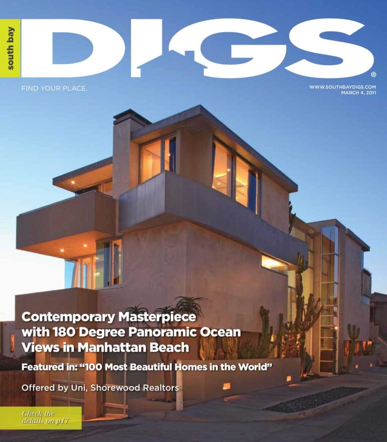 digs, south bay digs, magazine, issue 9, march 4, 2011