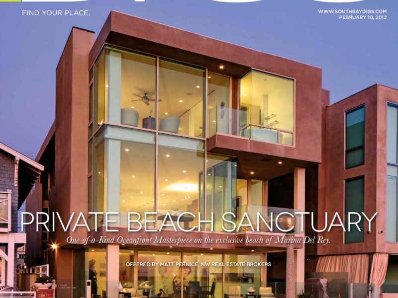 digs, south bay digs, magazine, issue 31, february 10, 2012
