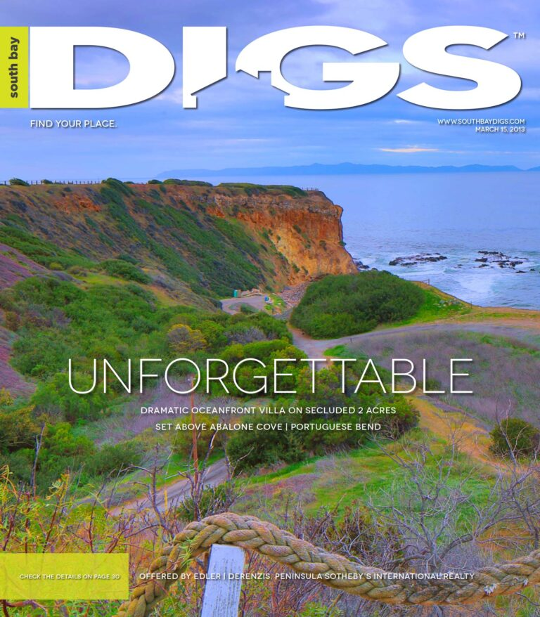 digs, south bay digs, magazine, issue 56, March 15, 2013