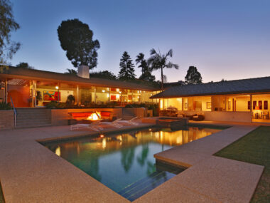 richard neutra, the dailey house, 953 Granvia Altamira, palos verdes estates