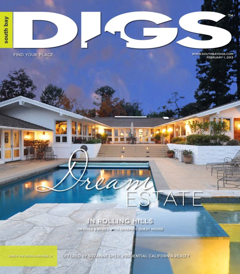 digs, south bay digs, magazine, issue 54, february 1, 2013