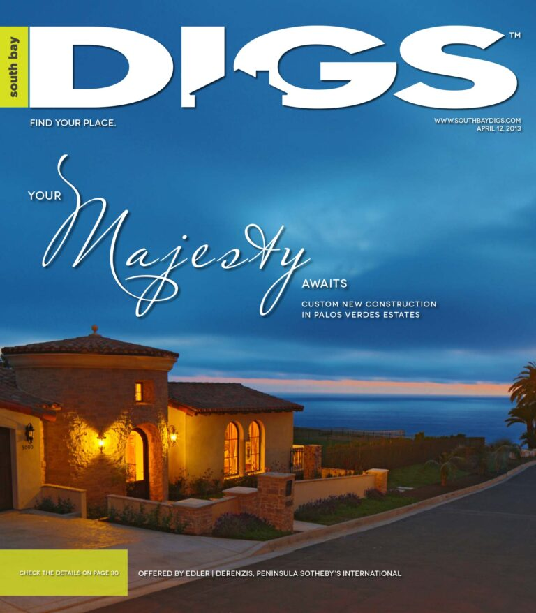 digs, south bay digs, magazine, issue 58, April 12, 2013