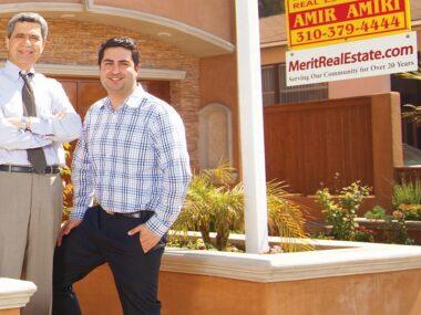 Rodman Amiri, Amir Amiri, Merit Real Estate