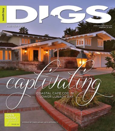 digs, south bay digs, magazine, issue 80, February 28, 2014