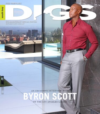 digs, south bay digs, magazine, issue 118, October 9, 2015, byron scott, los angeles, lakers, la laker, head coach, head coach