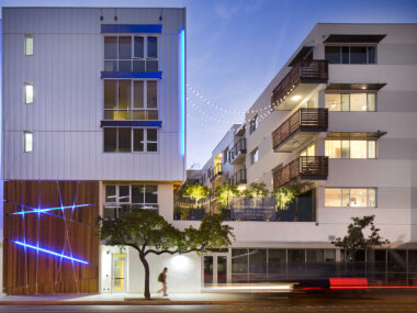 Cuningham Group, Amelia Feichtner, LEED Certification, LEED Silver, Lead Gold, Santa Monica