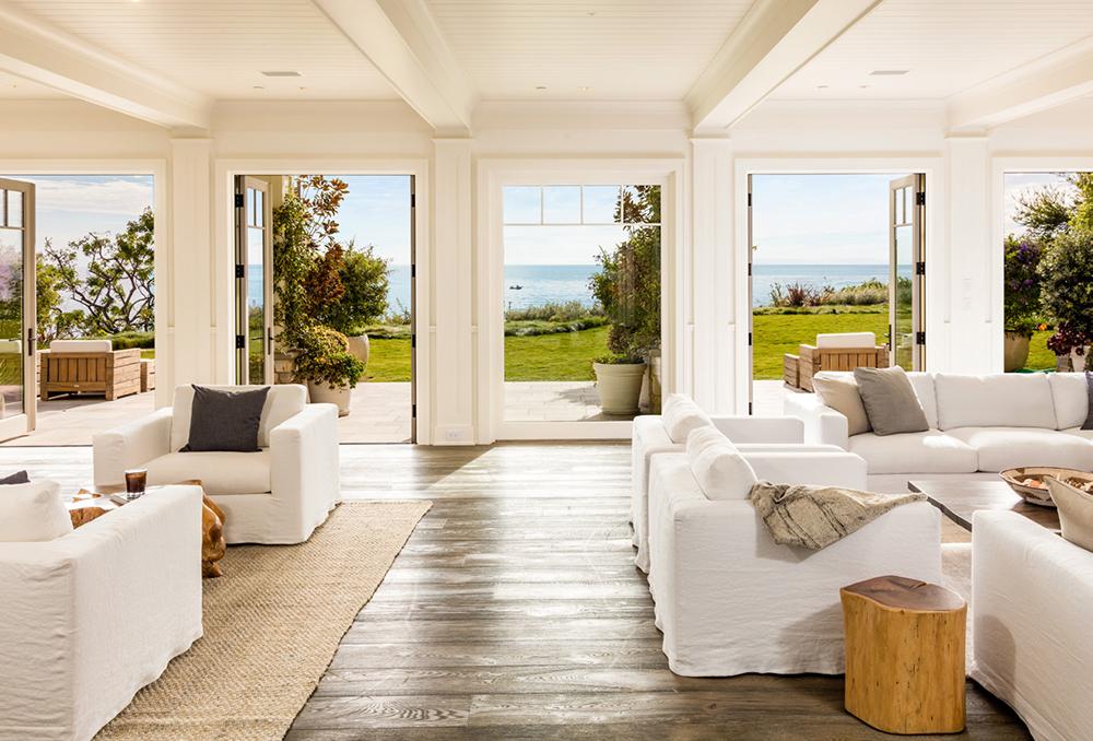 Luxury Home for sale in Malibu_Chris Cortazzo_Living area