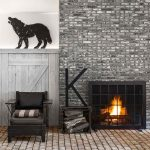 fireplace-in-diane-keaton-home-for-the-book-the-house-that-pintrerest-built