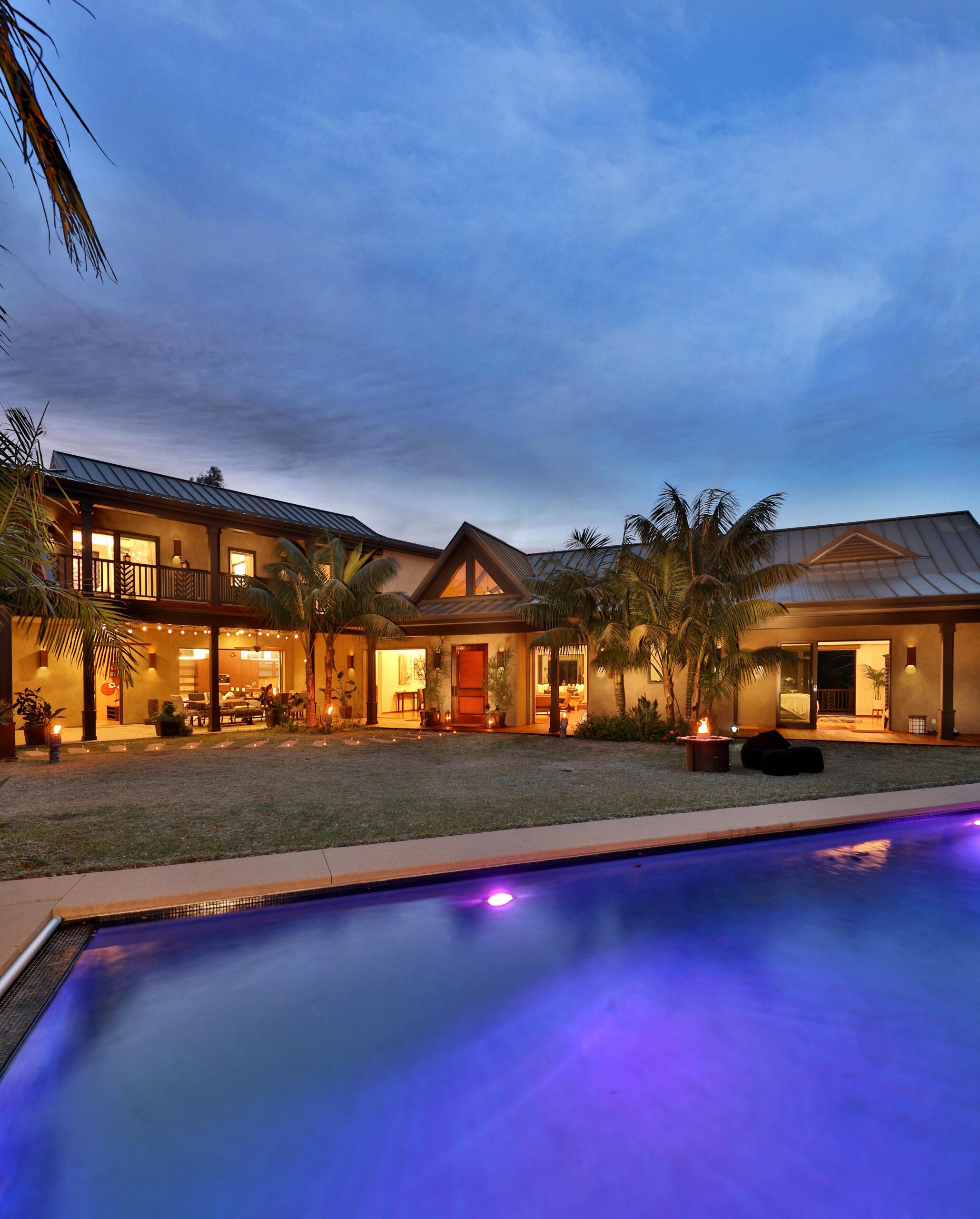 Green Dream | LEED Home in Malibu
