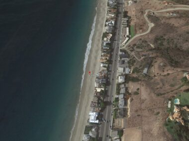 record home sale in Malibu