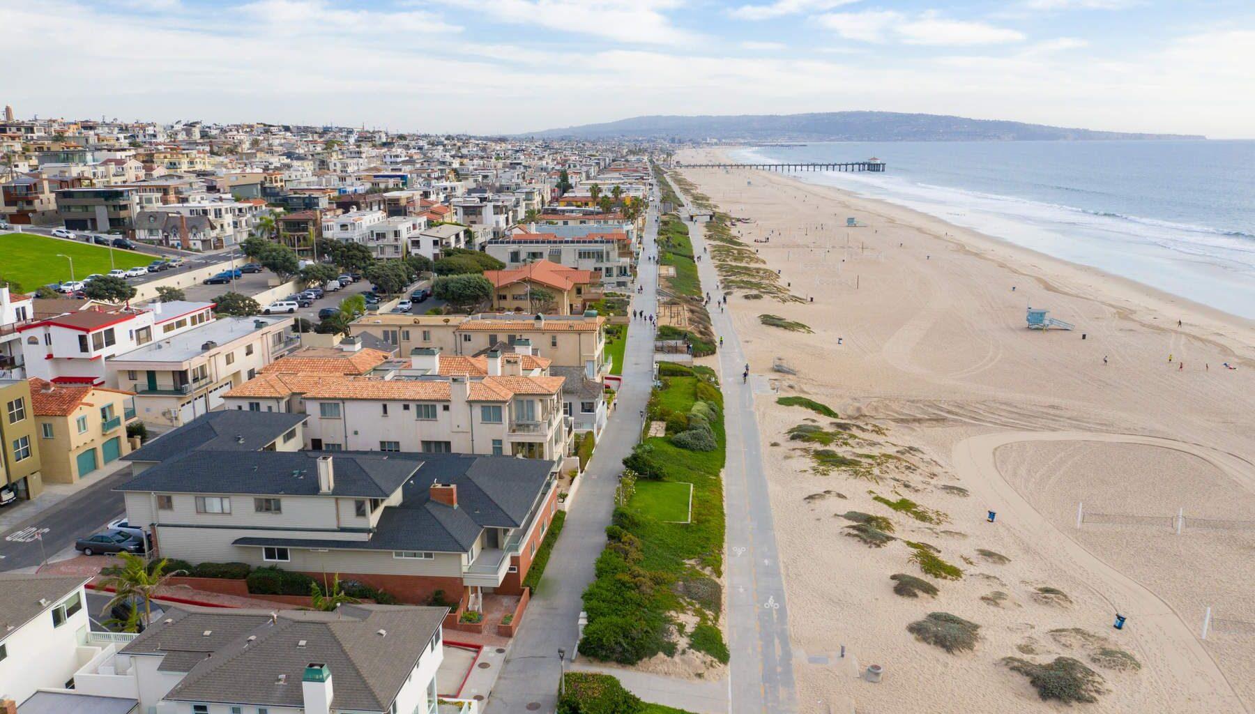 Strand Homes For Sale • Manhattan Beach • Hermosa Beach