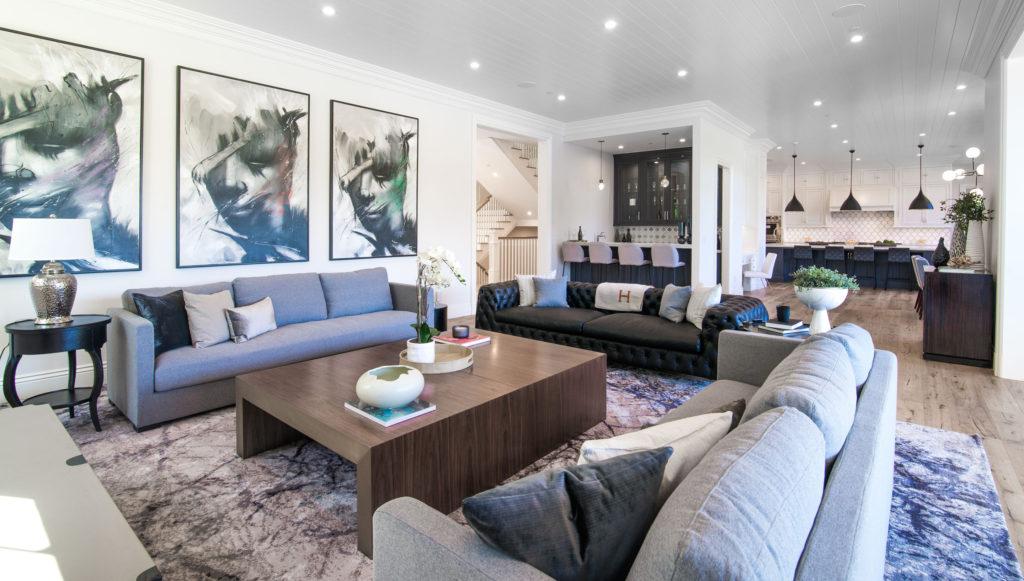 Sweet DIGS | Kassabian Estate Living Room