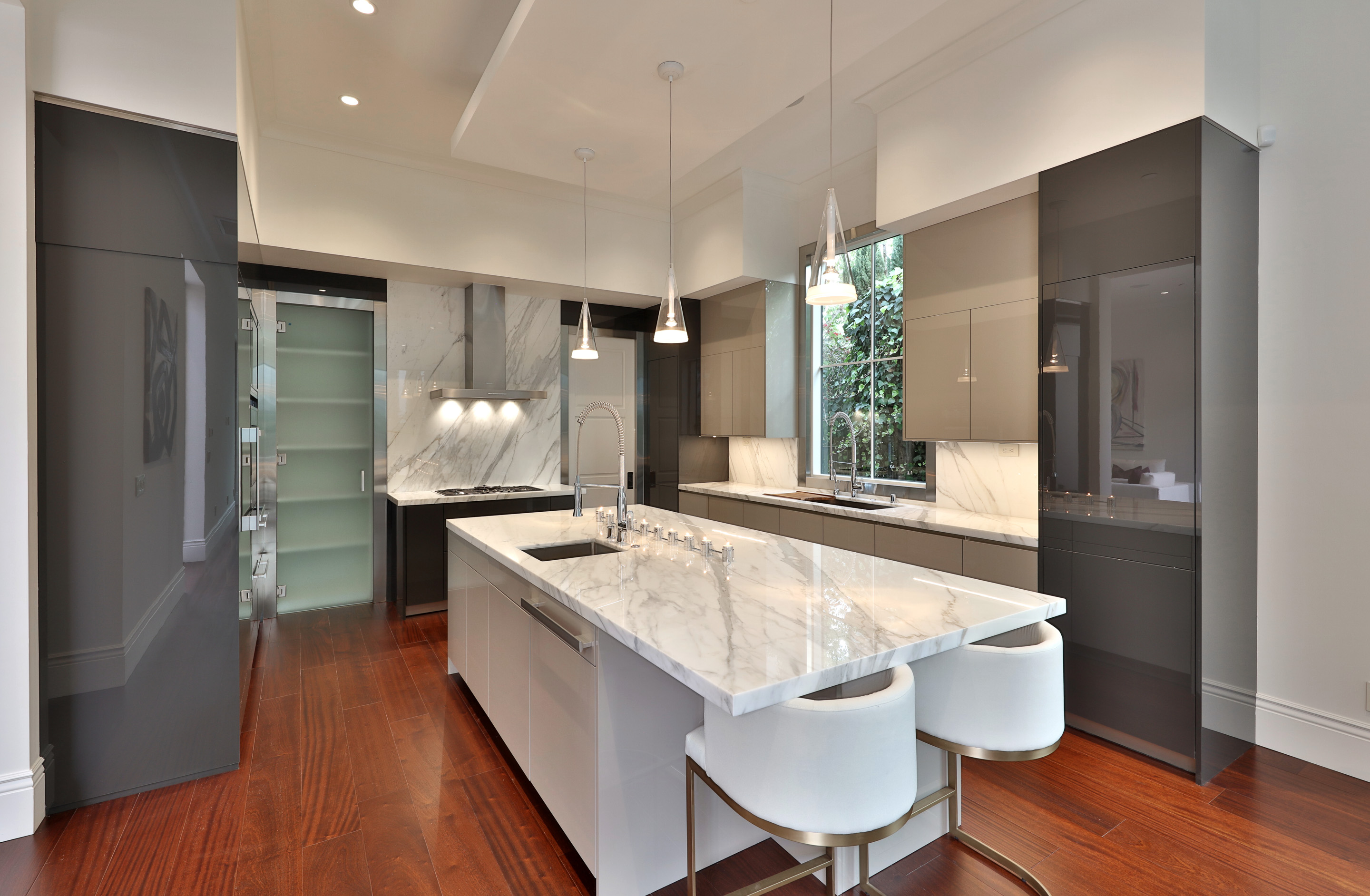 California Modern in West Hollywood_kitchen