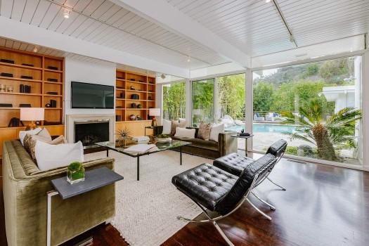 Taylor Swifts Beverly Hills Home on Market_living