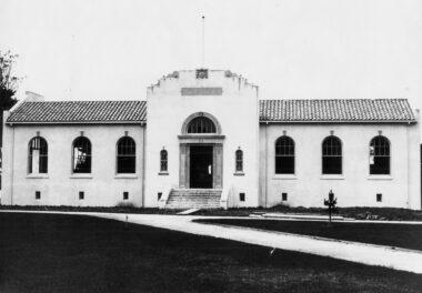 Redondo Beach Historic Library