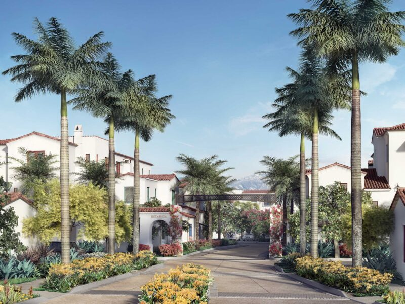 Estancia Santa Barbara Luxury Condos & Townhomes