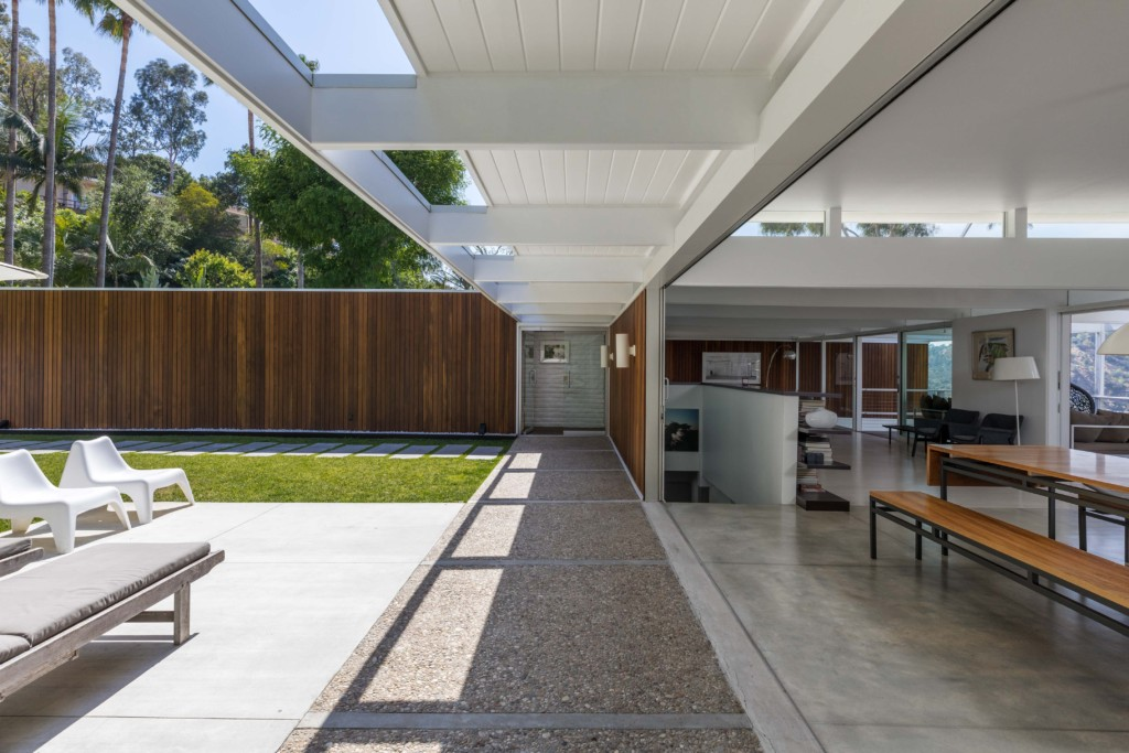 Chic out this Mid-Century Abode for $4.375M