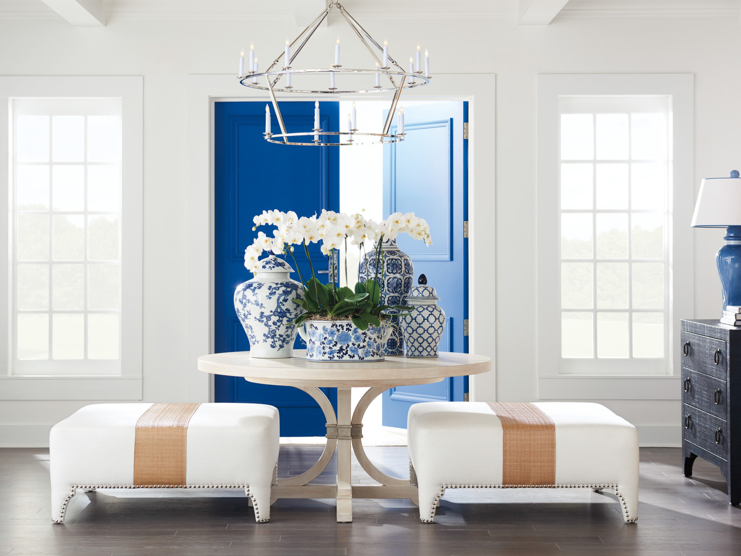 Barclay Butera and Lexington Home Brands Brentwood Furniture ...