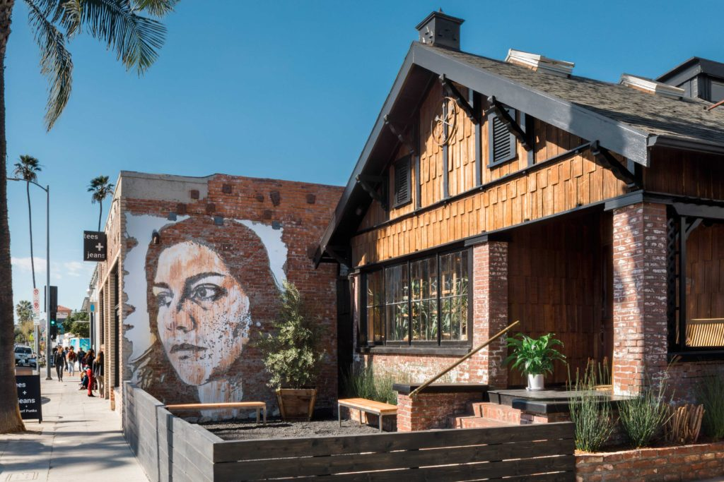 Habitas Venice Beach Clubhouse - Exterior - By Read McKendree