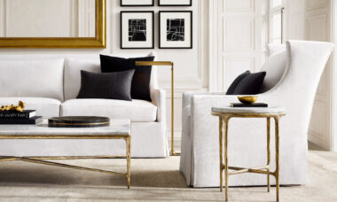 7. OK Restoration Hardware - Sloan_ThaddeusForged_Marble