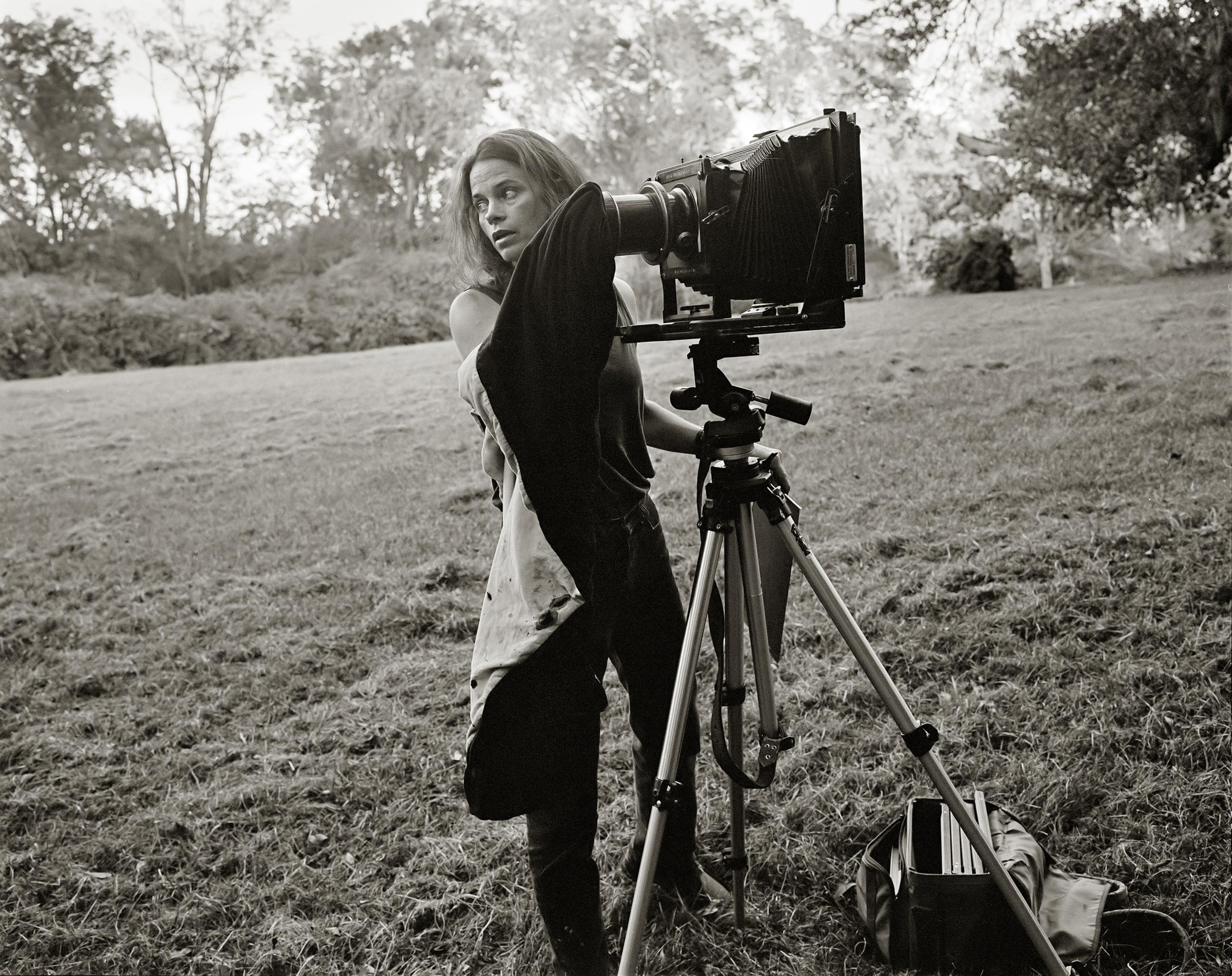 Sally Mann at the Photographers Gallery of London