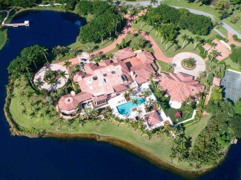 Boston Red Sox Owner $25 million mansion