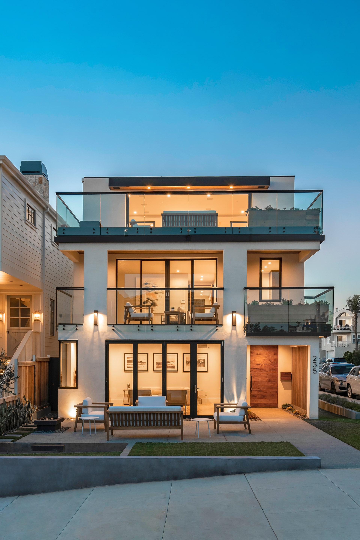 Manhattan Beach Modern Home