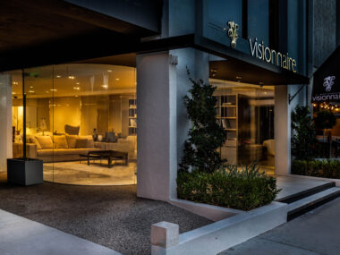 LA's Visionnaire Furniture Store featured in South Bay DIGS