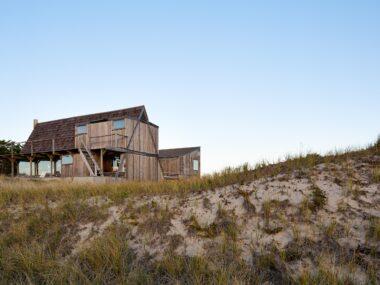 Architectural photographer Ben Rahn A-frame home