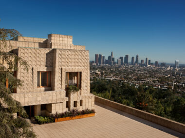 Frank Lloyd Wright, Ennis House