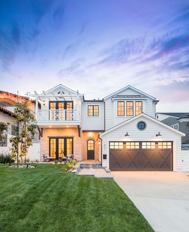 Hybrid Manhattan Beach Home