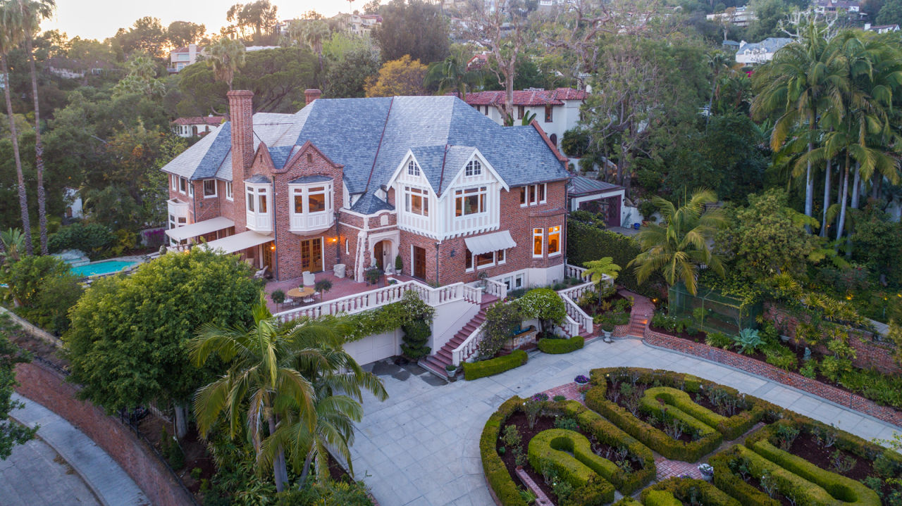 terrence flannery home_aerial