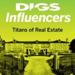 Digs Influencers Podcast, Titans of Real Estate, Cover