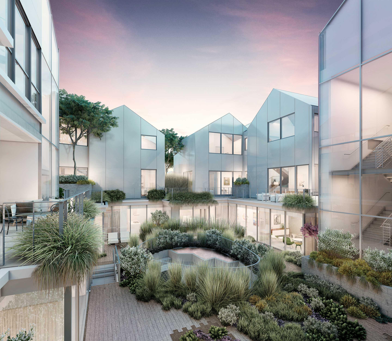 Garden House, Beverly Hills