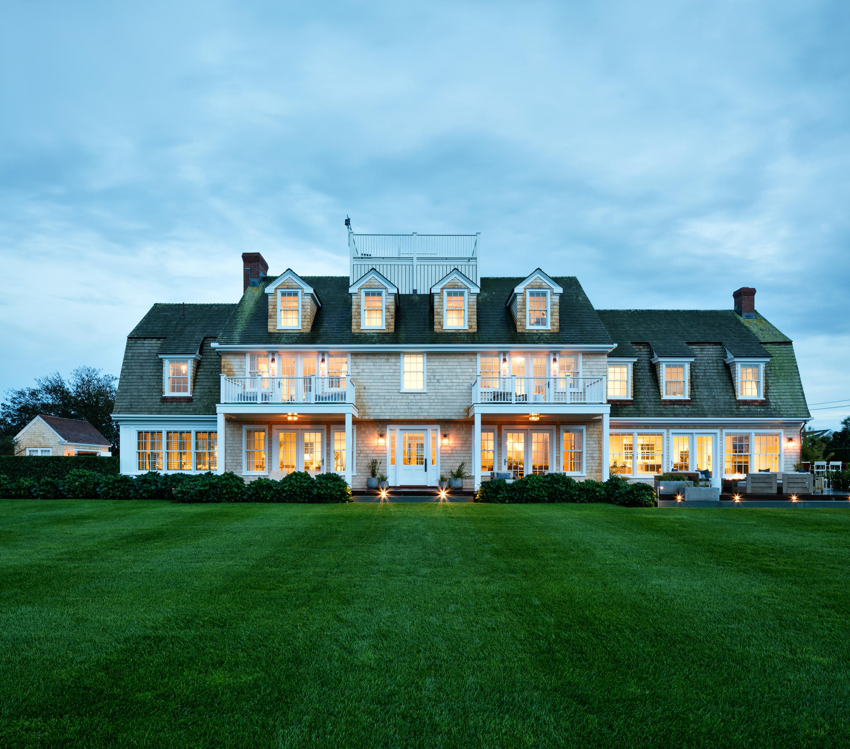 Large home with green pastures hearder image