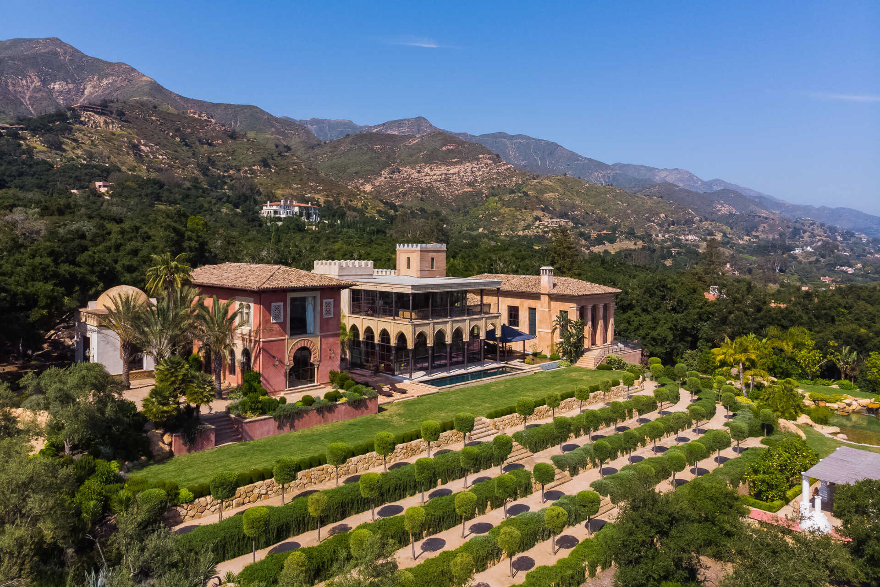 %%title%% this incredible $35m home merges Old World design and architecture with New World conveniences