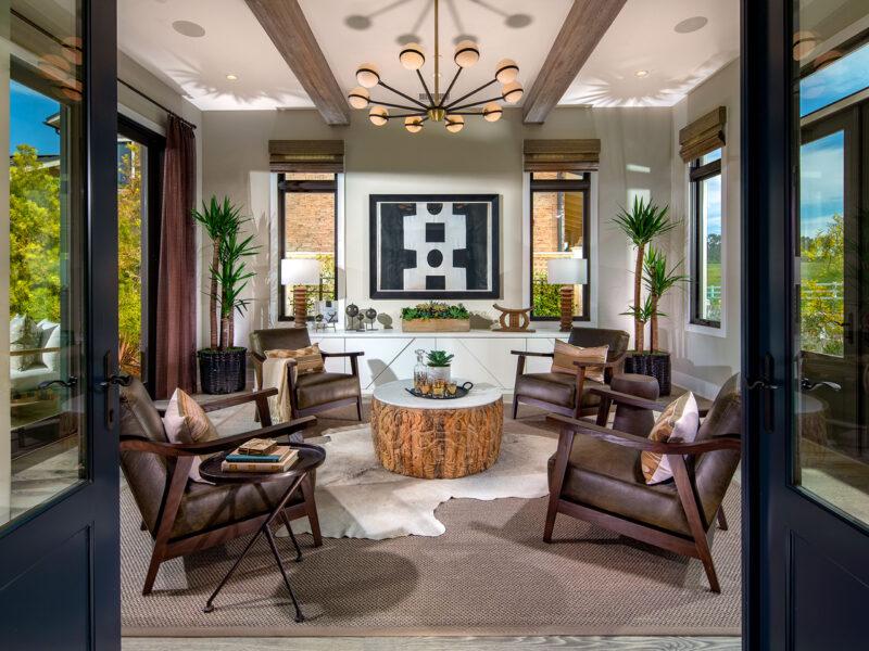 Mark Scheurer-Designed Estates In San Marcos