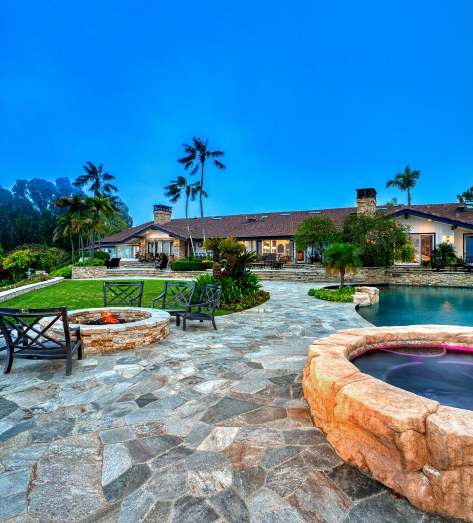 A Rolling Hills home with Views Of Life At The Top