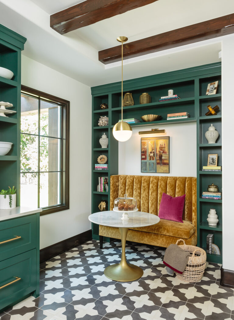 Caroline Burke Designs_Eating area
