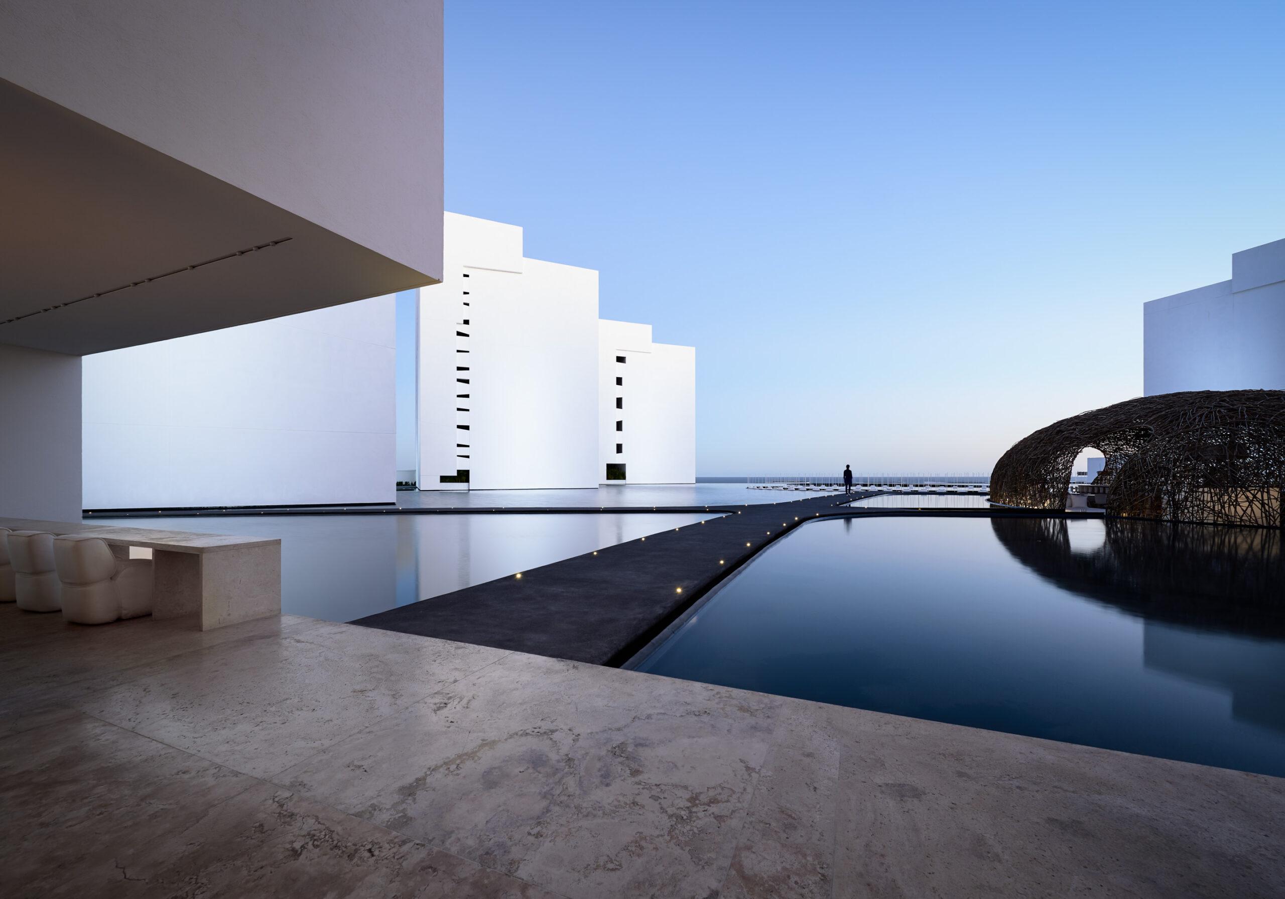 Miguel Angel Aragonés, Hotel, Mar Adentro, los cabos, mexico
