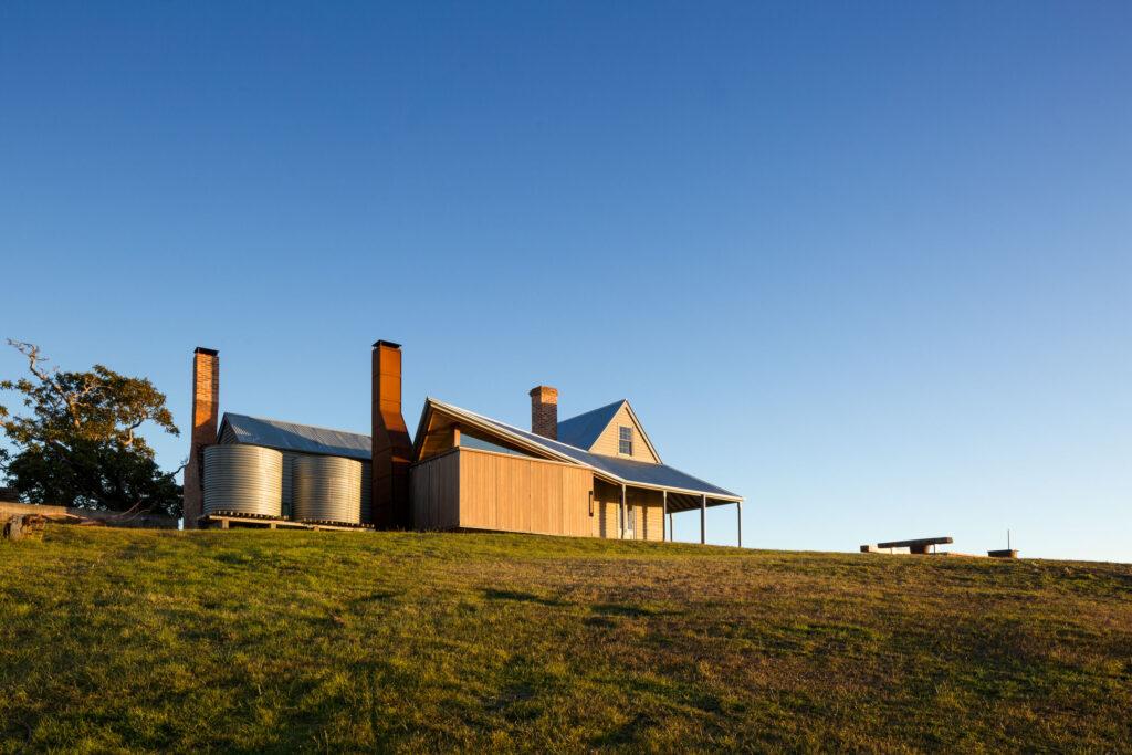 John Wardle, John Wardle Architects, Captain John Kelly, Captain Kelly's Cottage