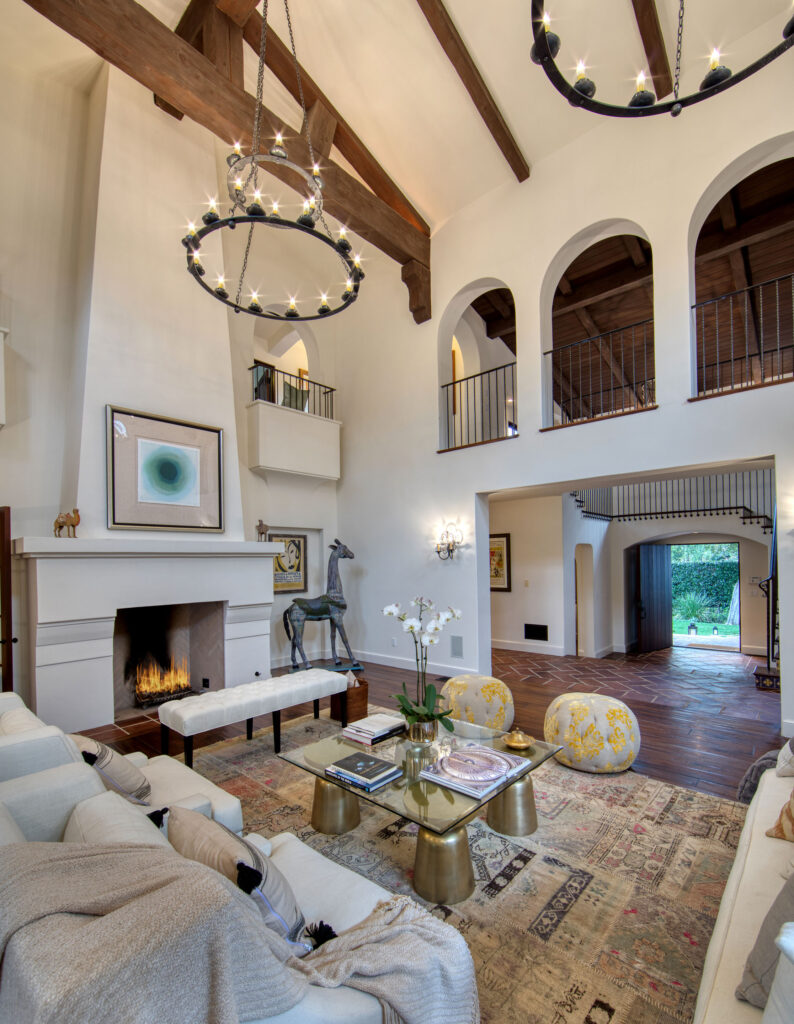 Breantwood Montecito Style Equestrian Estate