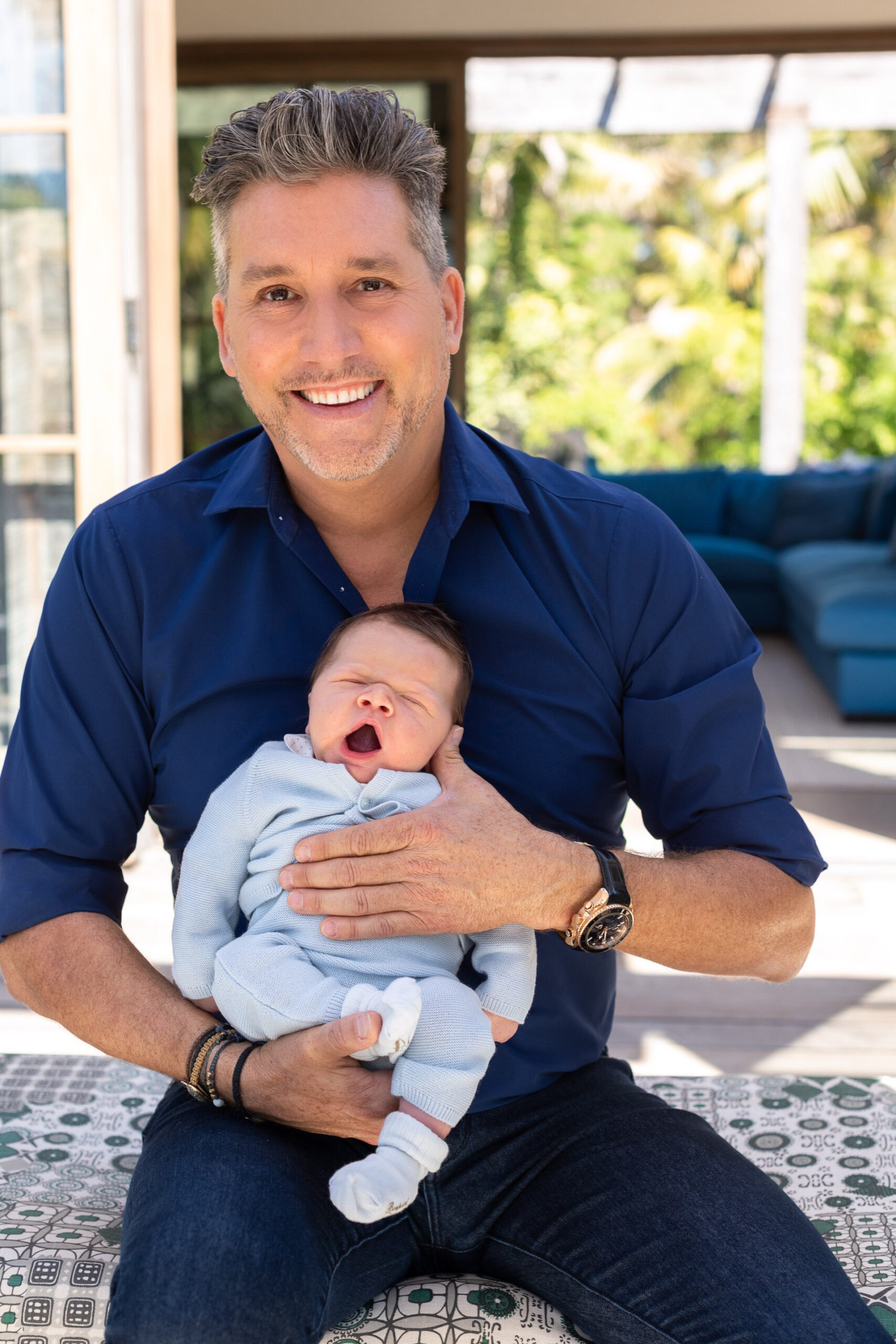 Top agent, Chris Cortazzo, new baby