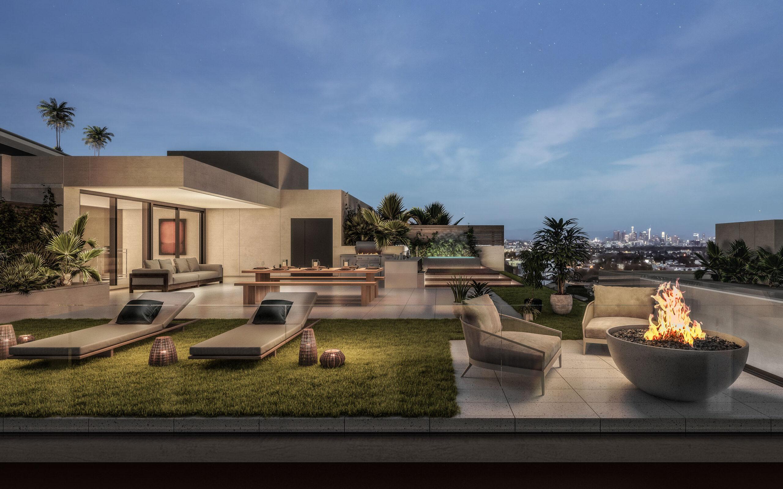 Sunset Strip WestHollywood hotel