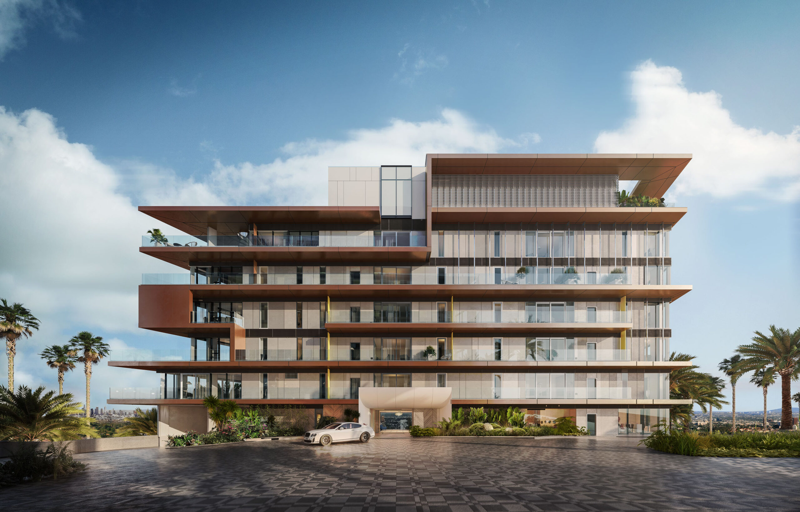 Pendry Residences, West Hollywood