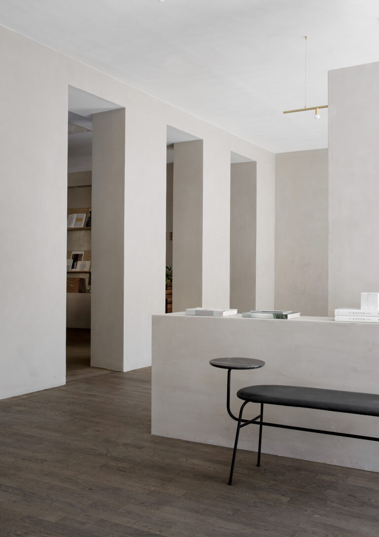 Kinfolk Gallery And Norm Architects Create Poetic Minimalism