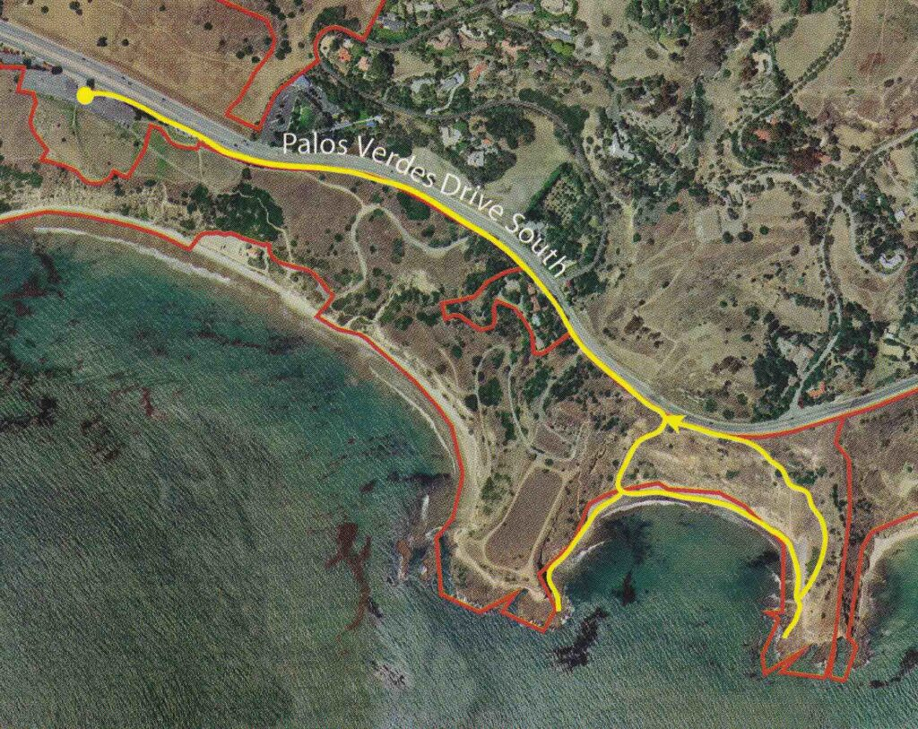 Palos Verdes, hiking trails, abalone cove