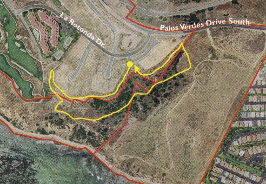 Palos Verdes, hiking trails,