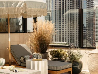 boutique hotel rooftop