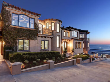 custom home the strand bayside real estate manhattan beach